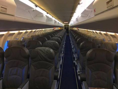 Denim Air Fokker F100