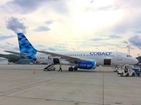 Cobalt Air Airbus A320