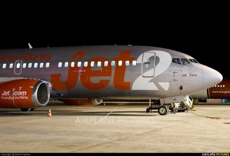 Jet2 Boeing B737-300