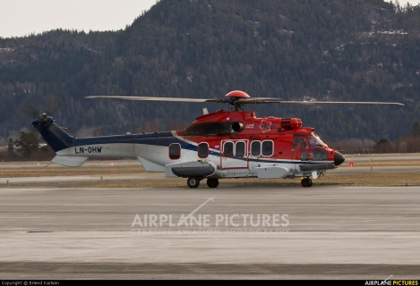 CHC Helikopter Service Eurocopter EC225 Super Puma