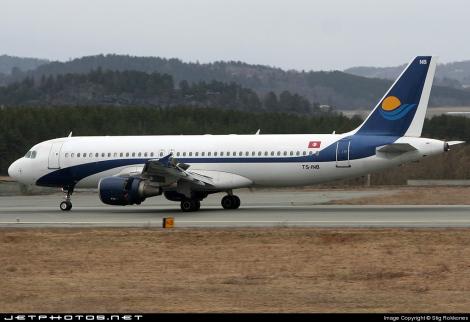 Nouvelle Airbus A320