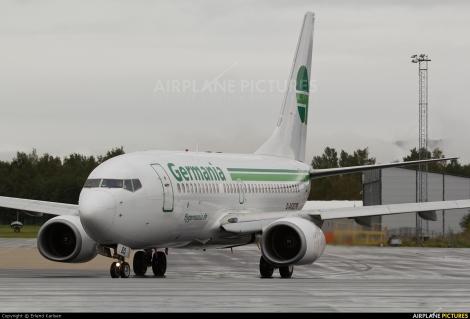 Germania Boeing B737-700