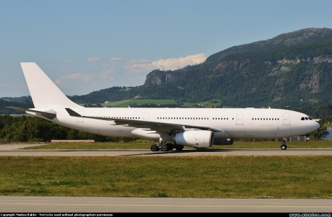 HiFly Airbus A330-200