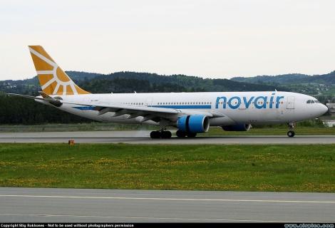Novair Airbus A330-200