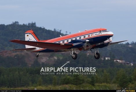 Kenn Borek Air Basler BT-67 Turbo 67