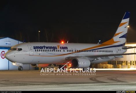 Smartwings Boeing B737-800