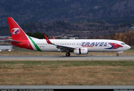 Travel Service Boeing B737-800
