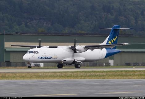 Farnair Europe ATR72F