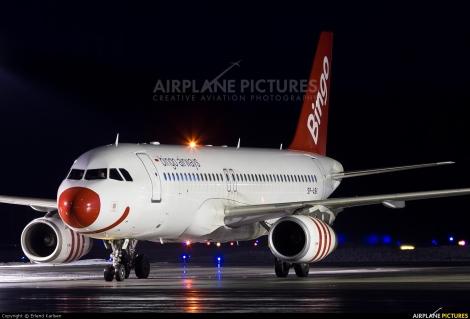 Bingo Airways Airbus A320