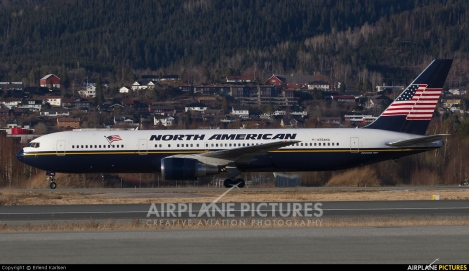 North American Airlines Boeing B767-300