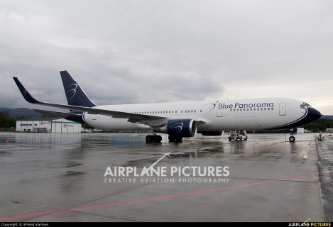 Blue Panorama Airlines Boeing B767-300ER
