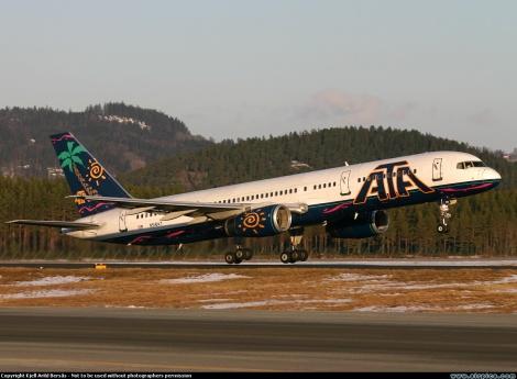 American Trans Air Boeing B757-200