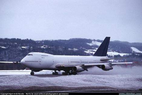 Atlas Air Boeing B747-200B