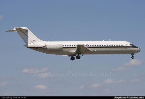 US Navy McDonnell Douglas C-9B Skytrain II (Tatt i Miami)
