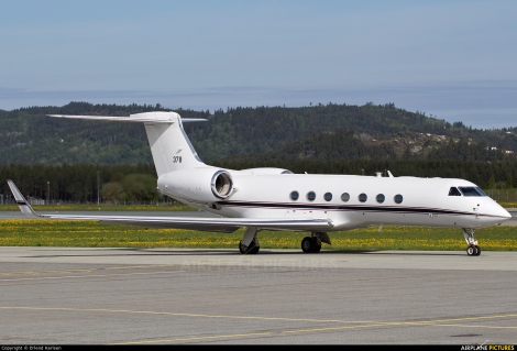 US Navy Gulfstream Aerospace C-37B