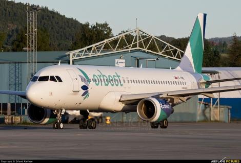 Orbest Air Airbus A320