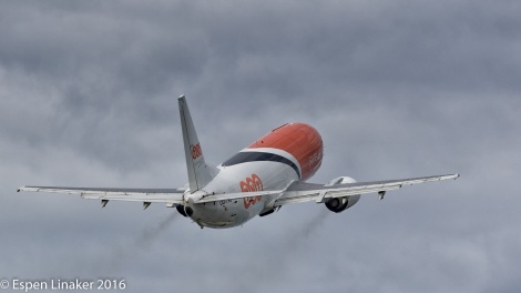 TNT Airways Boeing B737-400F
