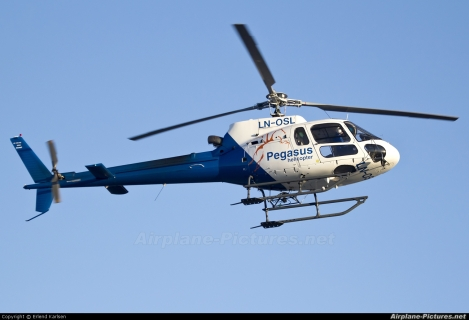 Pegasus Helicopter Eurocopter AS350