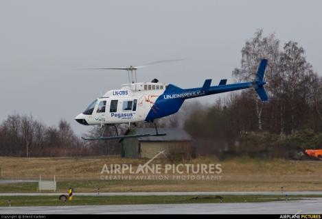 Pegasus Helicopter Bell 206L Longranger