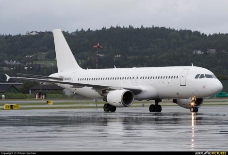 SmartLynx Airlines Estonia Airbus A320