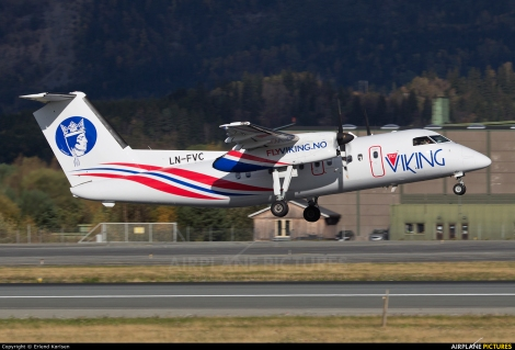FlyViking De Havilland Dash 8-100