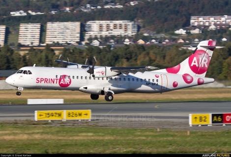 Sprint Air ATR72F