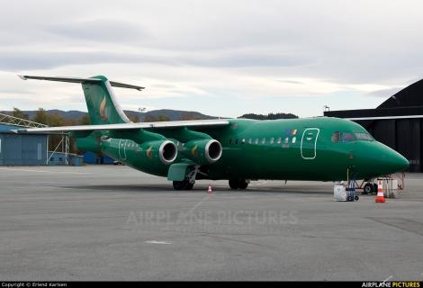 Aviro Air BAe AVRO RJ100