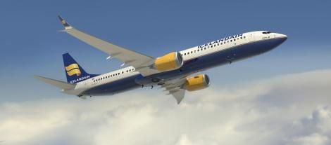 Icelandair Boeing B737MAX8