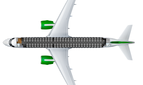 Illustrasjon: Widerøe / Embraer