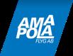 Amapola Flyg logo