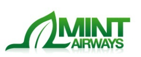 Mint Airways logo
