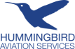 Hummingbird Aviation Services logo