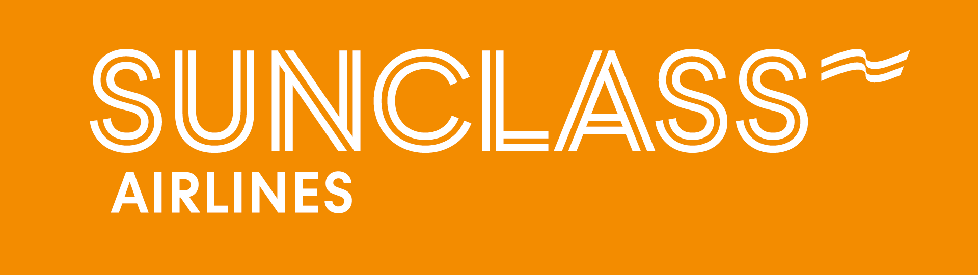 Sunclass Airlines logo